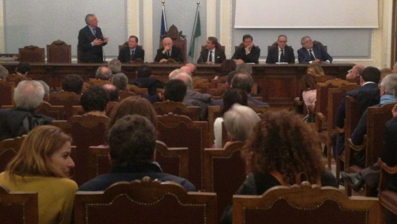 IMG 20190211 WA0009 TOMMASO DE SIMONE RICONFERMATO PRESIDENTE DELLA CAMERA DI COMMERCIO