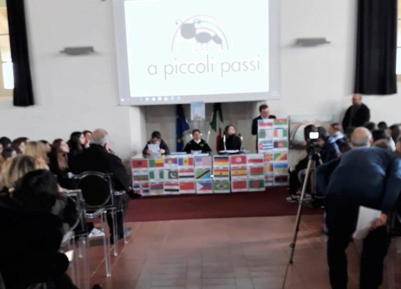 IMG 20190219 WA0013 REAL SITO DI CARDITELLO ACCOGLIE GIOVANI STUDENTI: A PICCOLI PASSI