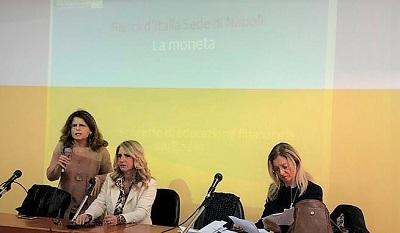 53509538 782767345427968 5155437498100350976 n SCUOLA, EDUCAZIONE FINANZIARIA: ALL'ISTITUTO TERRA DI LAVOROESPERTI DELLA BANCA D'ITALIA