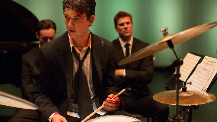 """Damien Chazelle Whiplash 2 """"WHIPLASH"""": IL CINEMA DI CHAZELLE COMMUOVE GLI AMANTI DELLA MUSICA"""