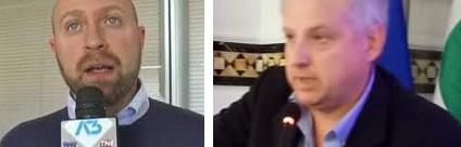 Giuseppe Nolè e Franco Della Rocca IL COORDINATORE NAZIONALE CISL FP MIBAC ALLA REGGIA DI CASERTA