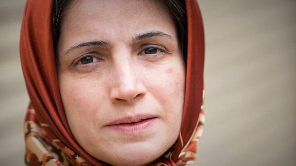 Nasrin Sotoudeh NASRIN SOTUDEH CONDANNATA: LA SOLIDARIETÀ DELLODA DI SANTA MARIA CAPUA VETERE