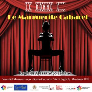 Tebano 300x300 LE DONNE E... MUSICA TEATRO E CABARET LA MARGERITA DOMANI IN SCENA A SPAZIO CORROSIVO