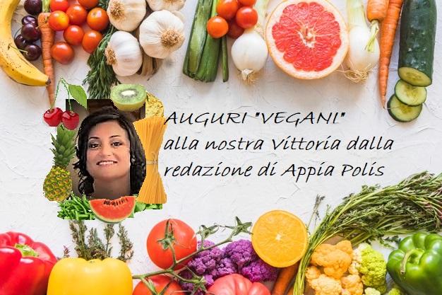 auguri vegani AUGURI VEGANI... A VITTORIA
