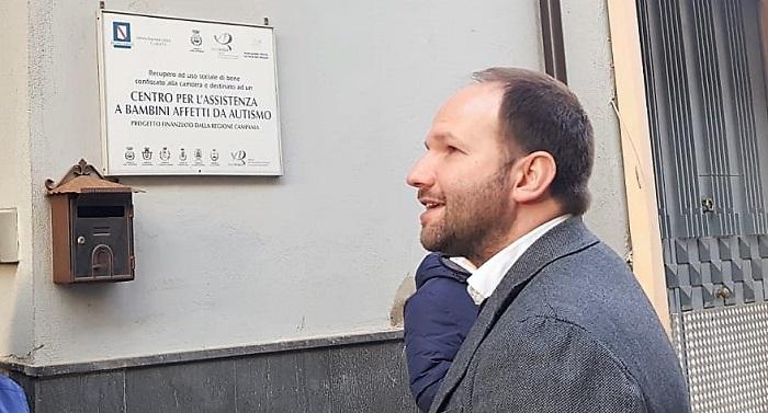 %name AUTISMO ED INSERIMENTO LAVORATIVO: ZINZI IN VISITA A LA FORZA DEL SILENZIO