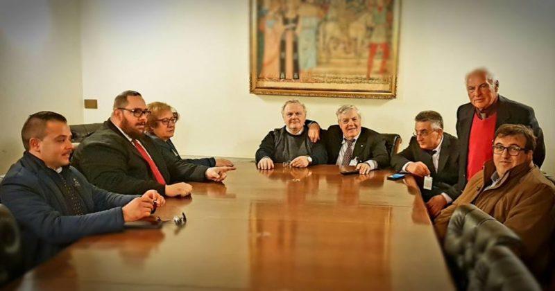 commercialisti Avellino Barbaro AVELLINO, RAPPORTI TRA CITTADINI E PUBBLICA AMMINISTRAZIONE: I COMMERCIALISTI INCONTRANO IL SEN. BARBARO