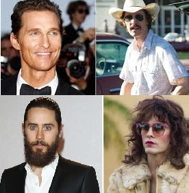 "jared leto rayon transformation ""DALLARS BUYERS CLUB"": UNA PELLICOLA INTENSA E IMPEGNATA"