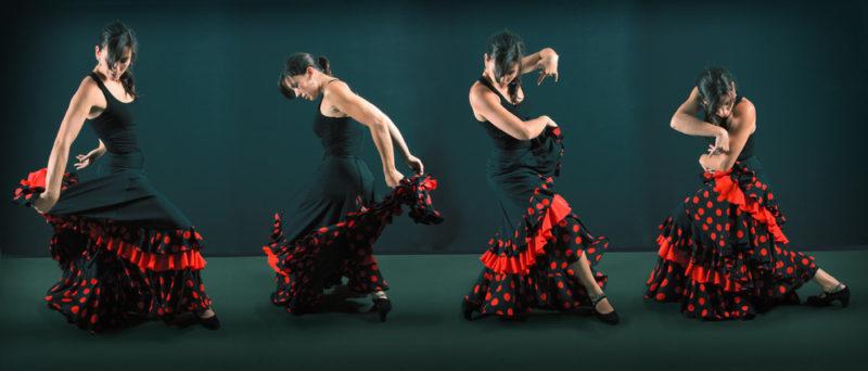 ¡Flamenco 1 LAS PARABRAS DEL BAILE: AL COMUNALE LA PASSIONE DEL FLAMENCO