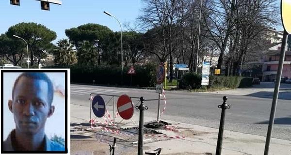 111 16 AVEVA INVESTITO VOLONTARIAMENTE SENEGALESE: ARRESTATO