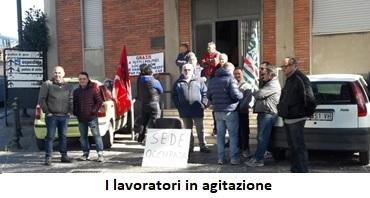 CAB PROTESTA CAB: IL COMMISSARIO FOGLIA INCONTRA DIPENDENTI E AGRICOLTORI SULL'ORLO DEL DISASTRO