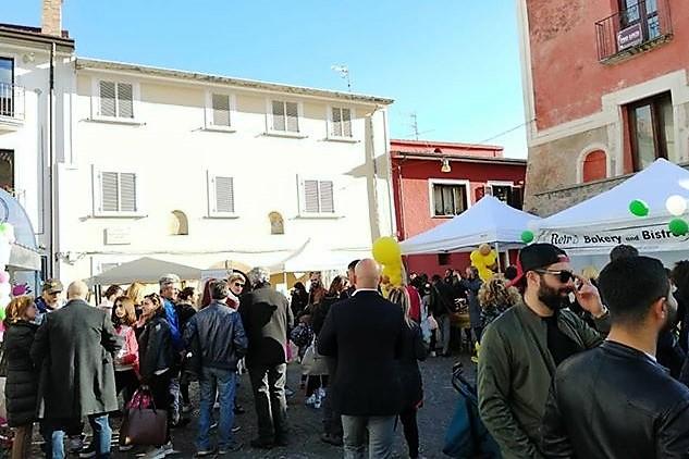 CELLOLE4 CELLOLE, PREVENZIONE: MEGA CAMPUS DI SIAMO TUTTI UNO E A.N.A.F.FF.A.PP