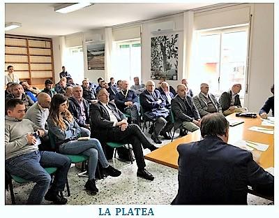 COLDIRETTI CAB SESSA 2 CAB, LA COLDIRETTI STRIGLIA FOGLIA E OLIVIERO