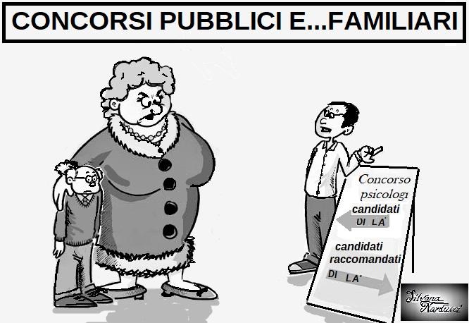 """CONCORSI PUBBLICI E FAMILIARI 30.04.19 ASL, CONCORSI… """"TENIAMO TUTTI FAMIGLIA…O NO'"""""""