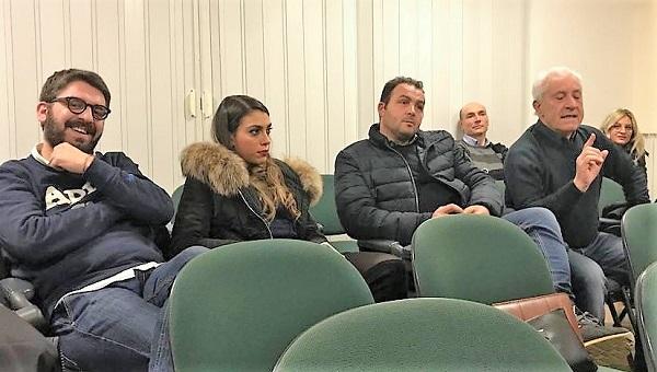 """Consiglieri Caserta 1 EX CANAPIFICIO, CASERTA NEL CUORE: """"MARINO CADE SEMPRE DALLE NUVOLE..."""""""