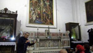 Diocesi Aversa Vangelo dellArte 2 300x172 LA DIOCESI DI AVERSA CELEBRA LA IV GIORNATA DEI POVERI