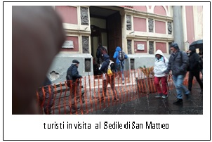 Immagine SESSA AURUNCA: L'OPPOSIZIONE SI COMPATTA E PARTE ALLATTACCO DELL'AMMINISTRAZIONE   I PECCATUCCI DEL SINDACO SASSO