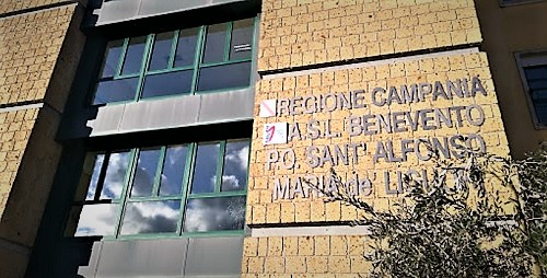 OSPEDALE Sant'Alfonso Maria dei Liguori di Sant'Agata dei Goti P.O. SANT'AGATA DE' GOTI: SI RIUNISCE IL TAVOLO TECNICO