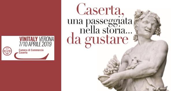 "VINILITY I VINI CASERTANI IN ""MOSTRA"" AL VINITALY DI VERONA"