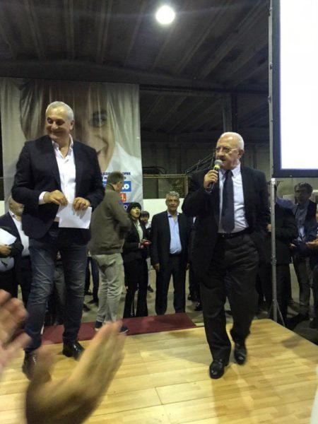 apertura campagna elettorale nicolacaputo europee2019 3 IN MIGLIAIA PER L'AVVIO DELLA CAMPAGNA ELETTORALE DELL'EURODEPUTATO NICOLA CAPUTO
