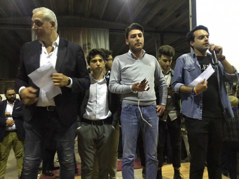 apertura campagna elettorale nicolacaputo europee2019 5 IN MIGLIAIA PER L'AVVIO DELLA CAMPAGNA ELETTORALE DELL'EURODEPUTATO NICOLA CAPUTO