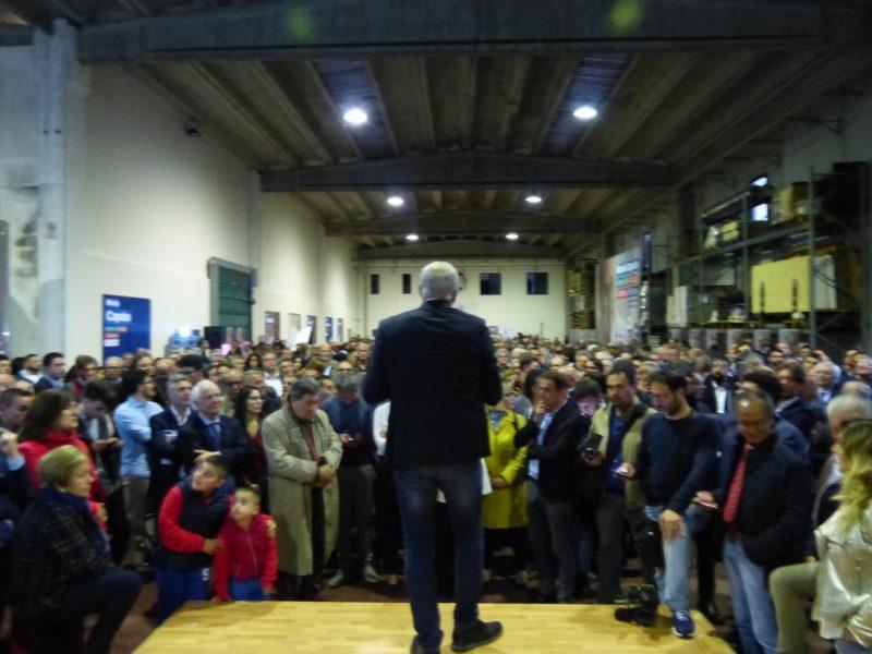 apertura campagna elettorale nicolacaputo europee2019 7 IN MIGLIAIA PER L'AVVIO DELLA CAMPAGNA ELETTORALE DELL'EURODEPUTATO NICOLA CAPUTO