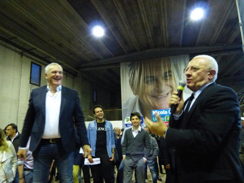 apertura campagna elettorale nicolacaputo europee2019 8 IN MIGLIAIA PER L'AVVIO DELLA CAMPAGNA ELETTORALE DELL'EURODEPUTATO NICOLA CAPUTO