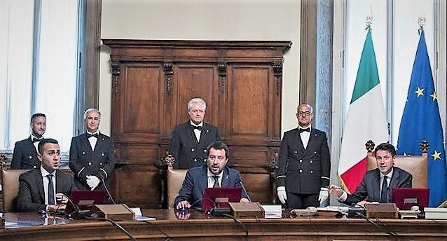 consiglio ministri SANITÀ, CONSIGLIO DEI MINISTRI A REGGIO CALABRIA