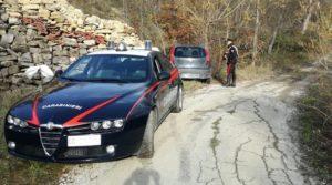 controlli CC 12 300x167 TENTANO DI RUBARE AUTO, DENUNCIATI DUE GIOVANI