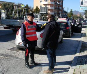 controlli CC 13 300x256 ISERNIA, FERMATO STRANIERO CON TASSO ALCOLICO ALTO