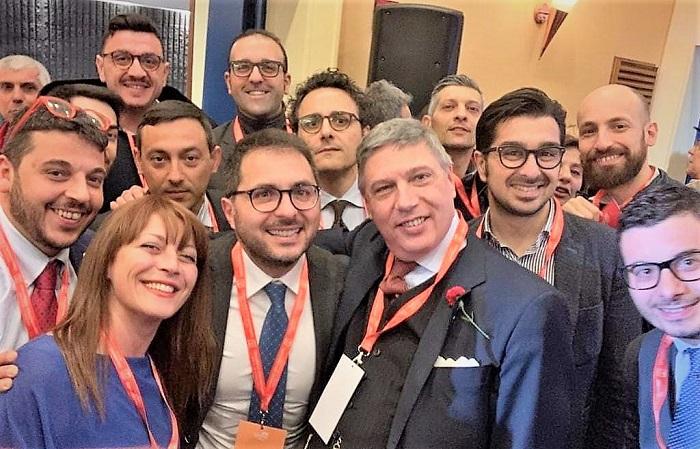 maraio PARTITO SOCIALISTA ITALIANO: MARAIO È IL NUOVO SEGRETARIO NAZIONALE