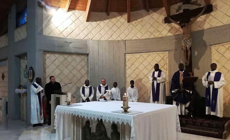 messa francofona 1 SANTANTIMO, 7 APRILE: GIORNATA DI RITIRO SPIRITUALE PER LE COMUNITÀ FRANCOFONE