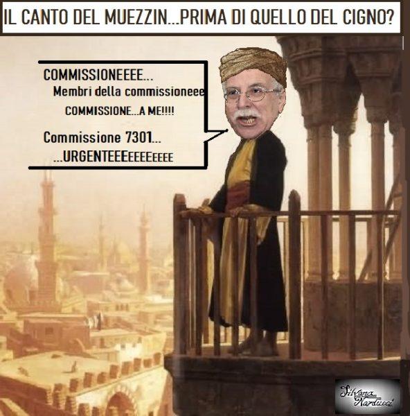 muezzin ASL, DE BIASIO CHIAMA A RACCOLTA…I FEDELI