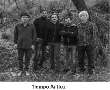 tiempo antico MEA CULPA: IL NUOVO ALBUM DI GIOVANNI SORVILLO & TIEMPO ANTICO