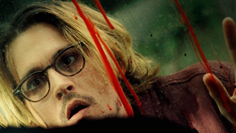 "1 10 ""SECRET WINDOW"": L'ABISSO PSICHICO DI UNO SCRITTORE"