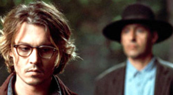 "2 11 ""SECRET WINDOW"": L'ABISSO PSICHICO DI UNO SCRITTORE"