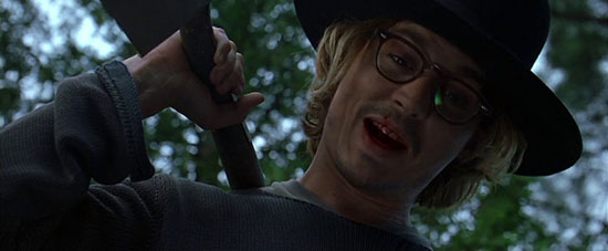 "3 10 ""SECRET WINDOW"": L'ABISSO PSICHICO DI UNO SCRITTORE"