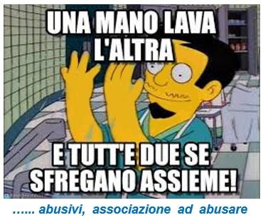 3 ASL SI SALVI CHI PUÒ, LA NOSTRA SALUTE IN MANO AGLI ABUSIVI!!!