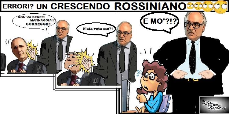 CRESCENDO ROSSINIANO OSPEDALE, IL REFUSO OSPEDALIERO VINCE IL GUINNESS...