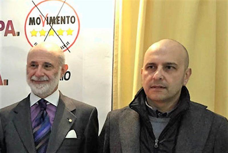 DiMarzio Ortis MOLISE, FRANA DI PETACCIATO: ORTIS E DI MARZIO INTERROGANO IL MINISTRO COSTA