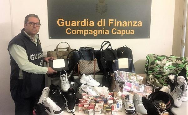 IMG 20190509 WA0000 1 LA GdF CASERTA IMPEGNATA CONTRO LA CONTRAFFAZIONE