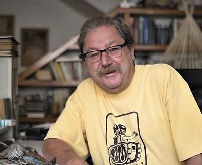 Ignacio Paco Taibo II ALL'ISTITUTO CERVANTES DI ROMA LA SETTIMANA DELLELETTERATUREIN SPAGNOLO