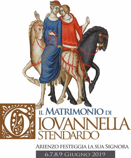 Manifesto LA RIEVOCAZIONE STORICA DEL MATRIMONIO DI GIOVANNELLA STENDARDO