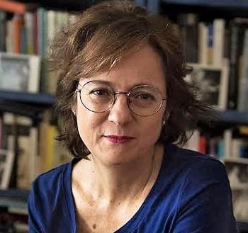 Marta Sanz ALL'ISTITUTO CERVANTES DI ROMA LA SETTIMANA DELLELETTERATUREIN SPAGNOLO