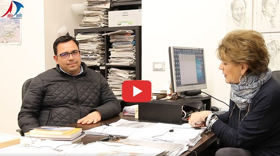OLIVA CASTELVOLTURNO CASTEL VOLTURNO, VIDEO INTERVISTA AL CANDIDATO SINDACO NICOLA OLIVA