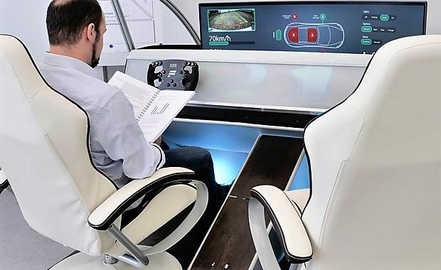 auto del futuro LAUTO DEL FUTURO: SEMPRE PIÙ TECNOLOGICA SARÀ IL NOSTRO UFFICIO