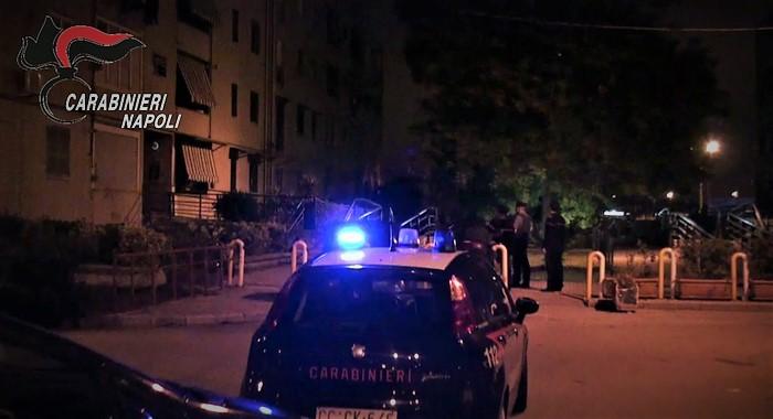 carabinieri napoli NAPOLI, RIONE TRAIANO: OPERAZIONE DI DDA, ARRESTATI 21 ESPONENTI DEL CLAN CUTOLO