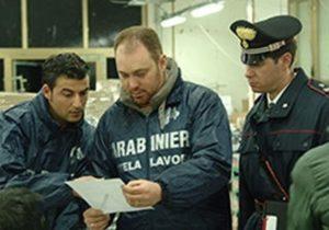 foto Carabinieri tutela lavoro 1 300x210 APPROPRIAZIONE INDEBITA, DUE DENUNCIATI