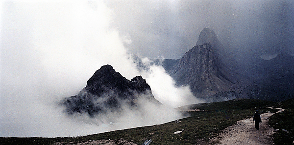 montagna IL POSTO
