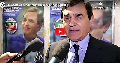 patriciello video ELEZIONI EUROPEE: VIDEO INTERVISTA AD ALDO PATRICIELLO