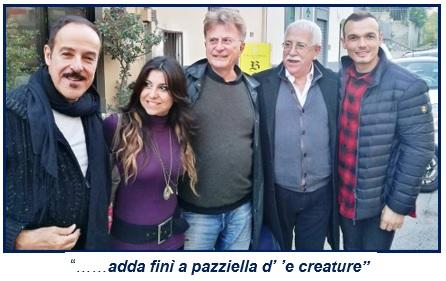 2 cer ASL , ADDA FINÌ A PAZZIELLA D' 'E CREATURE